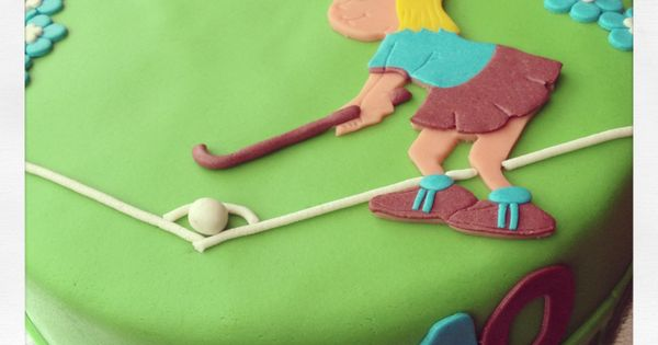 Hockey Taart Cakes I Made Pinterest Cake