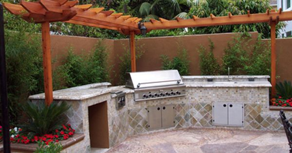 Pergola But I Want It A Full Square With Some Stuff