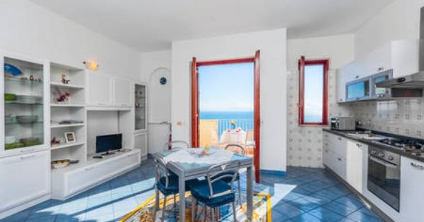 Check Out This Awesome Listing On Airbnb New Ocean View Modern Flat Amalfi In Amalfi Apartments For Rent Modern Flat Apartment