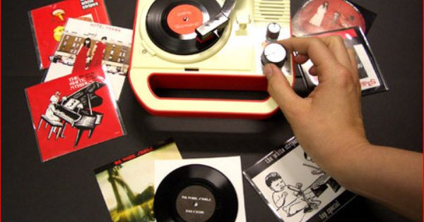 Introducing The 3 Turntable Triple Inchophone Jack White Buy Vinyl Records Sell Vinyl Records