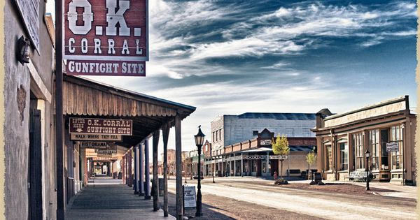Tombstone, AZ - been here, absolutely loved it. will go again