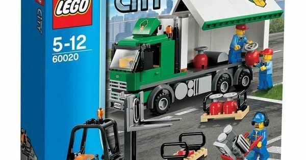 Ebay Sponsored Lego City 5 12 Anni Camion Cargo Truck Art 60020 Raro Nuovo Fuori Produzione Lego City Lego City Airport Lego Truck