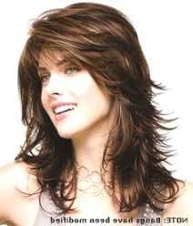 Medium Length Layered Hairstyles Hairstyles And Feather Hair On Pinterest Haircuts For Medium Hair Straight Hairstyles Long Hair Styles