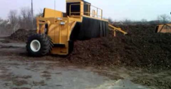 Wildcat Compost Turner Compost Turner Organic Recycling
