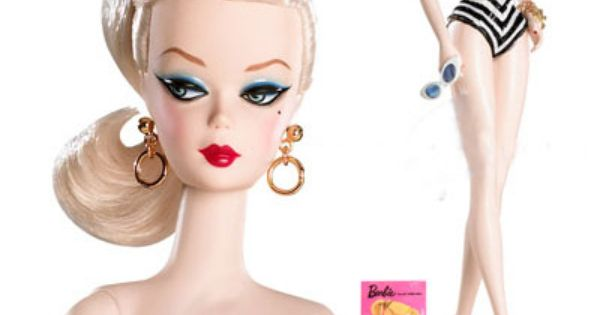 Barbie FMC Silkstone 50th Anniversary Barbie by Robert Best
