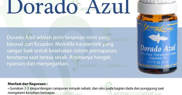Dorado Azul Product List Pinterest Young Living