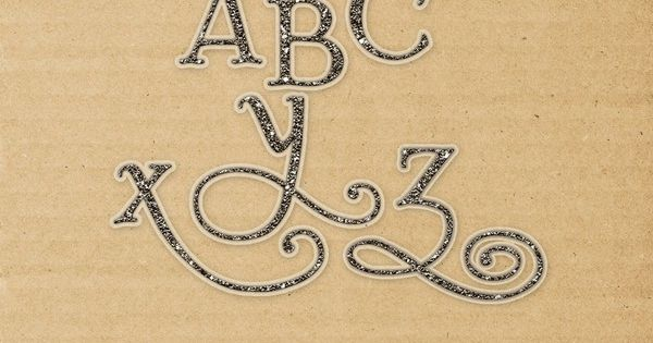 Bliss Alphabet Set by Meredith Fenwick - Two Peas in a Bucket ...