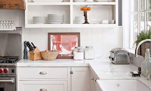 5 Reasons to Choose Open Shelves in the Kitchen: Showcasing examples +