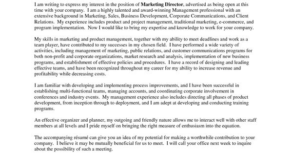 Resume Example, Example Of Cover Letter Simple ~ General Example Of Cover Letter