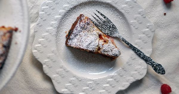 Midsummer Cake From Nigel Slater's 'Ripe Recipe — Dishmaps