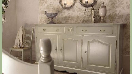 Stile country country chic decap provenzale shabby for Stile cottage francese