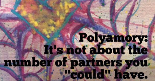 Polyamory dating