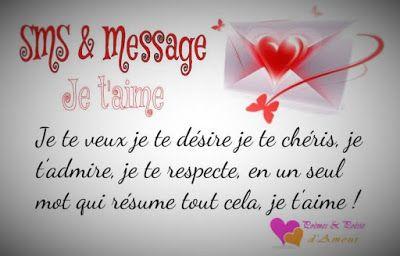 Magnifiques Textes Damour Pour Dire Je Taime Sms Amour