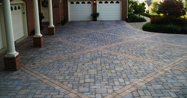 Patio Pavers Ebay : Paver driveways driveway design gallery
