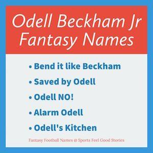Funny Fantasy Football Team Names 2020 Clever Good And Best Fantasy Football Names Football Names Football Team Names