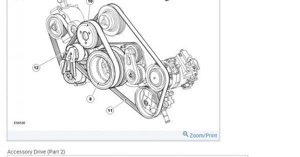 Lr4 Engine Belt Diagram