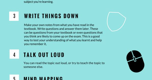 how to improve study skills and memory