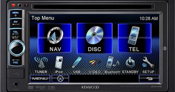 Other Image Views Kenwood Car Dvd Players Car Stereo Installation