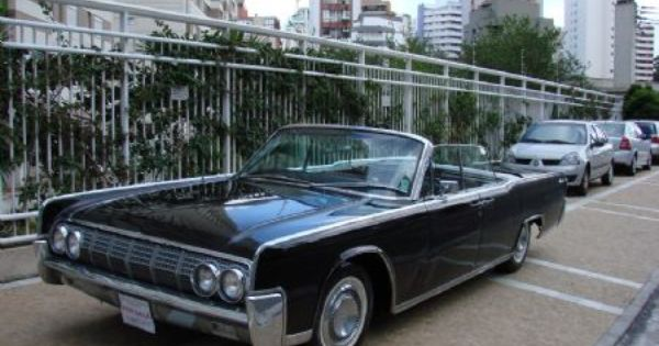 lincoln continental convers vel 1964 my lincoln 64. Black Bedroom Furniture Sets. Home Design Ideas
