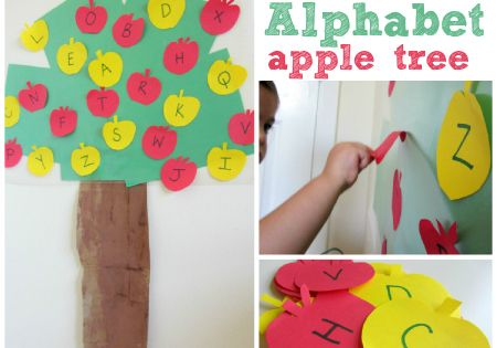 "With The Book: ""A"" Was Once An Apple Pie by Edward Lear"