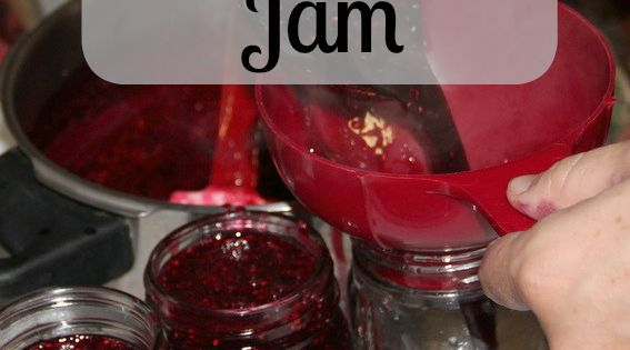 A cross between raspberry jam and blackberry jam is better than either