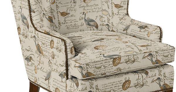 The Arden Chair In Birdsong Seamist F102272 By La Z Boy