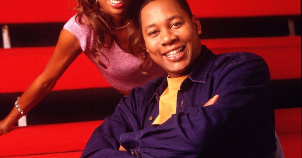 HANGIN' WITH MR. COOPER - MARK CURRY, HOLLY ROBINSON PEETE ...