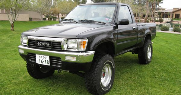 toyota pickup 14 17 city hwy 1 400 payload max payload gross vehicle weight rating. Black Bedroom Furniture Sets. Home Design Ideas
