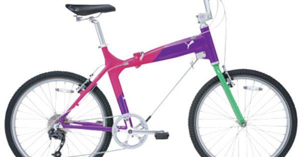 Puma Teams Up With Biomega To Make Bikes Again Bike Bike Pic