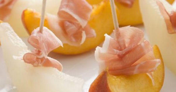 Parma, Hams and Skewers on Pinterest