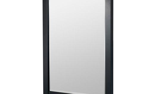 Soknedal miroir noir s curit salle de bain et noir for Miroir noir film