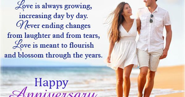 Happy Anniversary For Daughter And Son In Law Quotes Yahoo Search Res Marriage Anniversary Quotes Wedding Anniversary Quotes First Wedding Anniversary Quotes