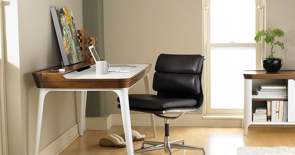 Airia Desk. | HS - Home Office Inspiration | Pinterest ...