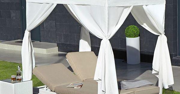 Camas de jardin3 crea tu rinc n chill out con camas for Camas balinesas para jardin