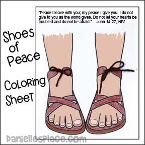 Sandalias Jpg Sunday School Coloring Pages Coloring Pages