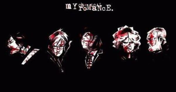 Frerard Revenge Era Fanart My Chemical Romance Frerard Romance