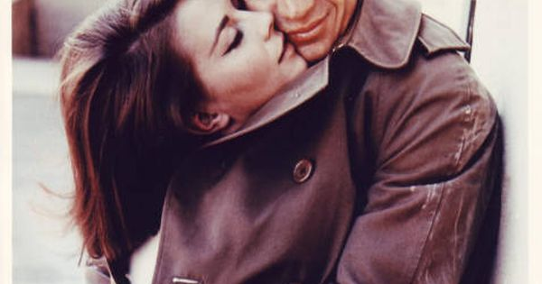 Natalie Wood and Steve McQueen in 'Love With The Proper Stranger'