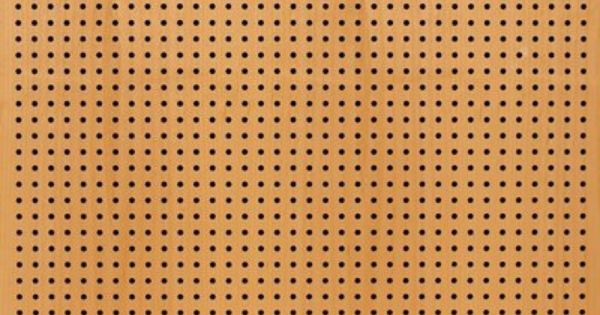 Eccotone Perforated 6 Wood Acoustic Panel Wood Panel Texture