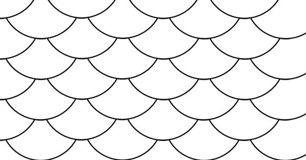 fish scale pattern fish scales pinterest patterns brushes and