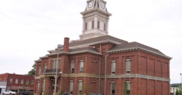 Carroll County Courthouse In Carrollton Ky Places Ohio River My Old Kentucky Home
