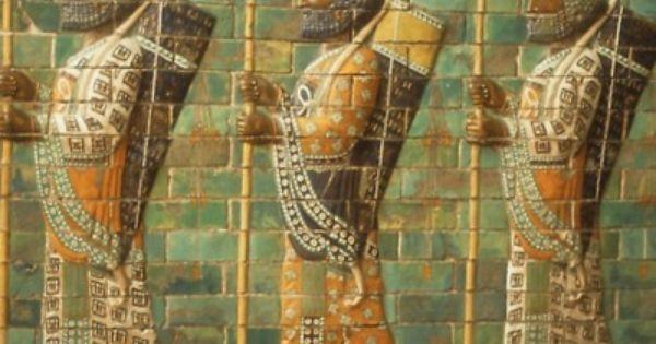 Pin By Carol Shepko On Ceramic Tiles Plaques Mosaics Ancient Art Ancient Statues Ancient Mesopotamia