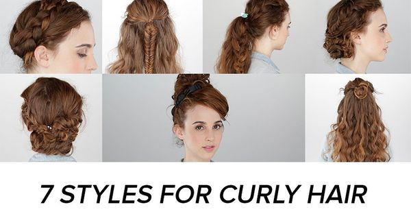 Simple Hairstyles For Small Curly Hair : Days of easy curly hairstyles hair is a godsend ideas