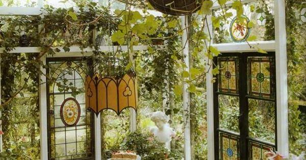 Under the spell ideas para el hogar pinterest for Jardin de invierno sa