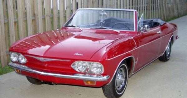 1965 Chevrolet Corvair Chevy Corvair Chevrolet Corvair Classy Cars