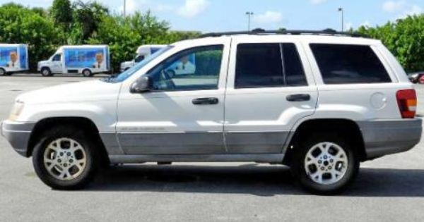 2000 Jeep Grand Cherokee Laredo 2wd Suv Under 2000 In Miami