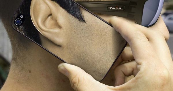 Spock Ears cell phone cover