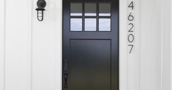 6741d5ea2d42c4f8752d24a99a815fd7 Modern Farm House Exterior Design Ideas on design accents, 3d blueprints, black trim, grey brick, color green, white stucco,