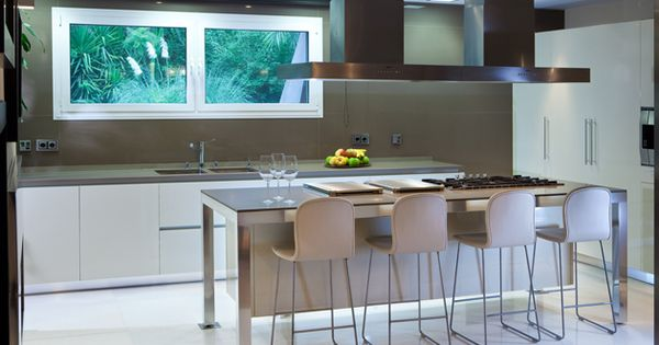 Silestone kensho kitchen remodel pinterest showroom - Silestone showroom ...