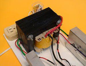 Construya Un Inversor Dc Ac De 300w Proyectos Electronicos Electricidad Y Electronica Electrónica
