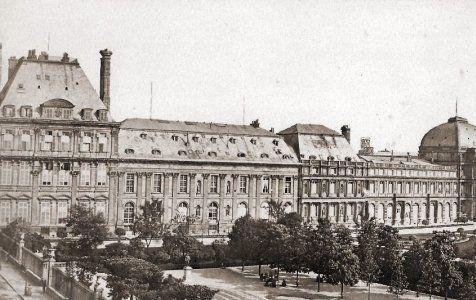 Le Palais Des Tuileries Palais Des Tuileries Le Palais Vieux Paris
